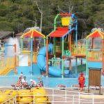 Parque Acuático La Pineda, Aquópolis. Parque Infantil