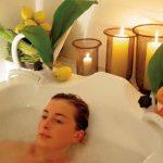 Bañera de Hidromasaje del Hotel Termes de Montbrió