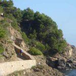 Begur, Camino de Ronda, de Playa Sa Riera a Playa del Racó