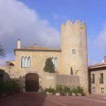 Begur, Torre Pella i Forgas