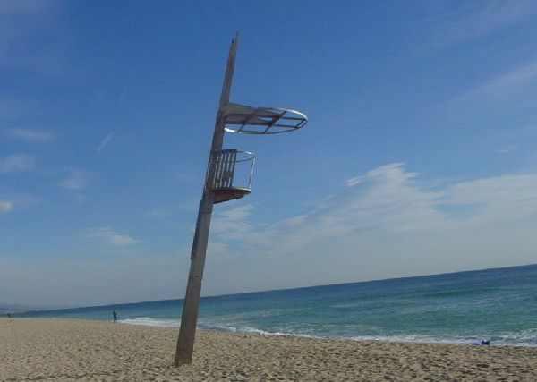 Cabrera de Mar Playa