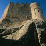 Vista del Castillo de Calafell