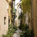 Calle tranquila de Cambrils