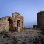 Castillo de Burriac en Cabrera de Mar