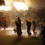 Correfoc en Tarragona