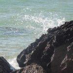 Costa de Montgat, en el Maresme