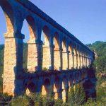 El Pont del Diable en Tarragona