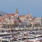 Detalle Puerto deportivo de El Masnou