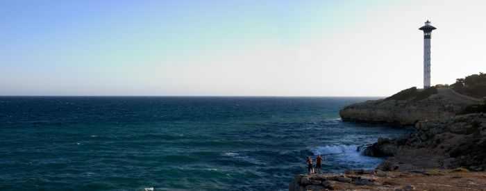 El Far de Torredembarra en la Costa Daurada