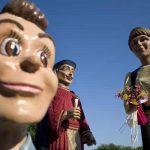 Gigantes en Sant Andreu de Llavaneres