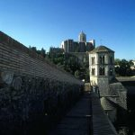 Girona, Muralla