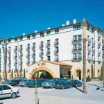Hotel el Paso de Port Aventura en Salou, vista general