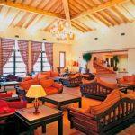 Hotel el Paso de Port Aventura en Salou, lobby