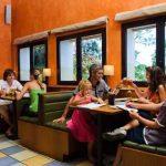 Hotel el Paso de Port Aventura en Salou, cafeteria
