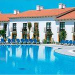 Hotel el Paso de Port Aventura en Salou, piscina
