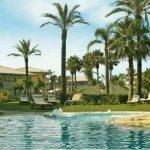 Hotel Caribe de Port Aventura en Salo, piscinas