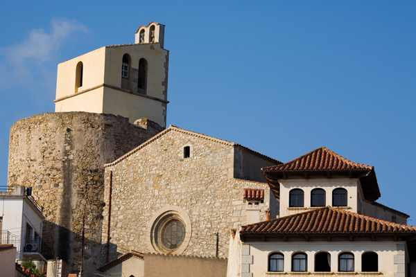 Iglesia de Sant Pol de Mar