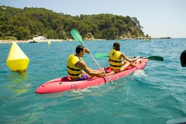 Actividades deportivas en Lloret de Mar