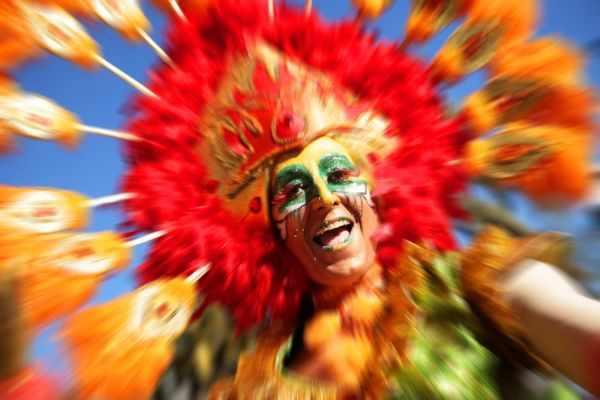 Carnaval en Cataluña