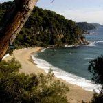 Playa de Santa Cristina en Lloret de Mar