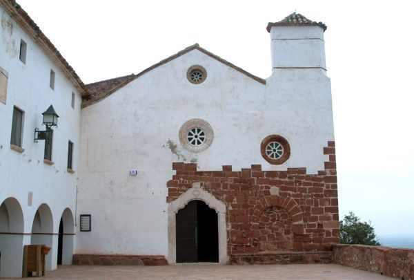 Ermita de la Mare de Déu de la Roca en Mont-Roig del Camp