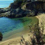 Playa de Canyers en Platja d'Aro