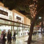 Centro comercial en Platja d'Aro