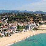 Playa de Caldes d'Estrac