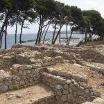 Playas y Ruinas de Empúries en Sant Martí