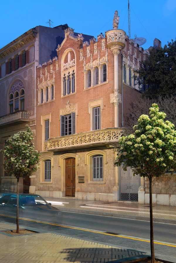 Reus Casa Modernista Rull