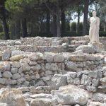 Ruinas de Empúrias en Sant Martí d'Empúries (L'Escala)