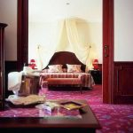 Suite del Hotel Termes de Montbrió cerca de Tarragona