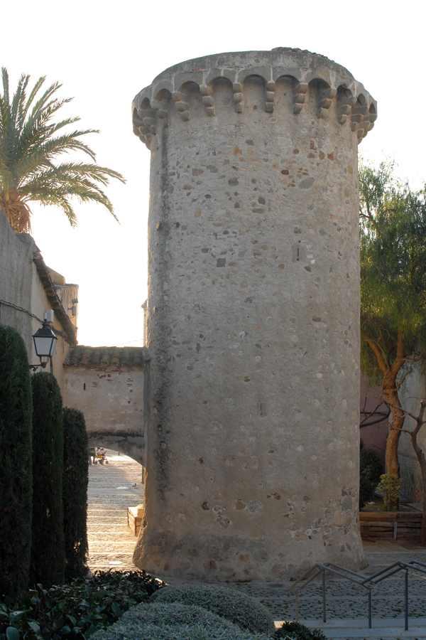Torre d'en Nadal en Vilassar de Mar