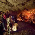 Visita a las cuevas de l'Espluga de Francolí