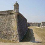 Castillo de Figueres en la Costa Brava