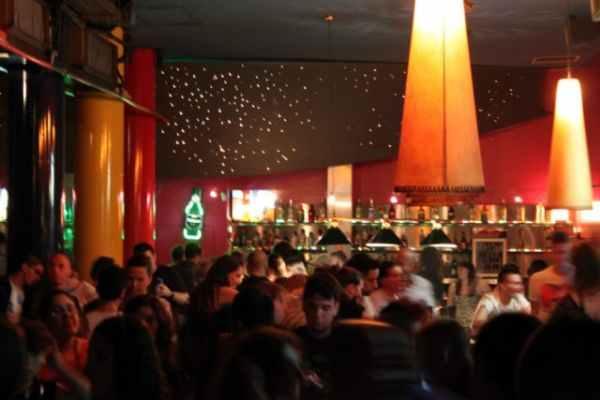 discoteca aire en barcelona: