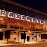 Entrada de la discoteca Razzmatazz