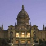 Museu Nacional d'Art de Catalunya en Montjuïch