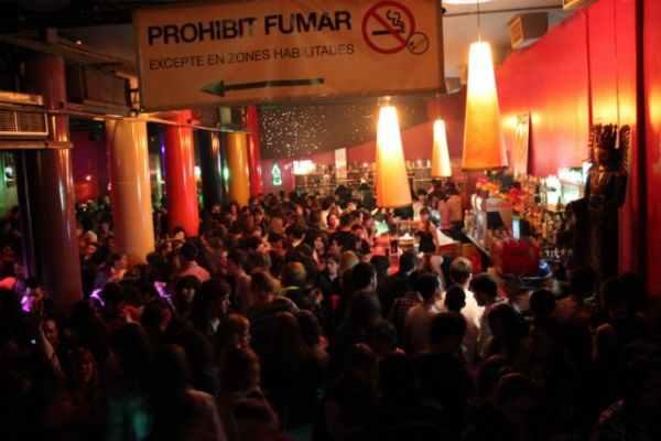 discoteca gran via barcelona