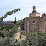Exteriores del Monasterio de Poblet