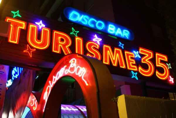 Discoteca Turisme 35