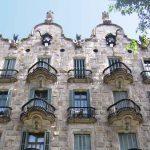 Casa Calvet en Barcelona