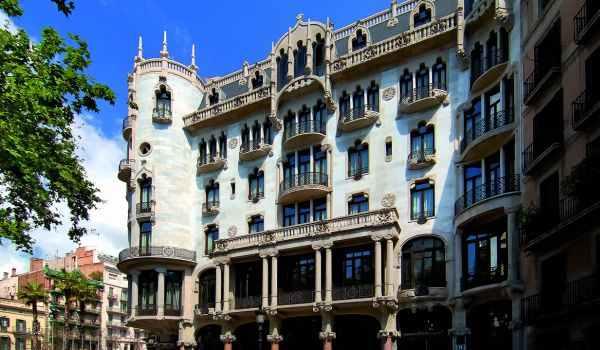 Casa fuster barcelona hotel de luxe a barcelona - Casa menorca barcelona ...