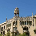 Casa Lleó Morera en Barcelona