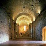 Castillo de Miravet, interior