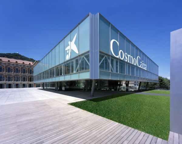 CosmoCaixa Barcelona  Museo de la Ciencia Barcelona ...