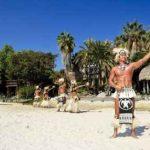 Área temática de la Polynesia de Port Aventura (Salou), Aloha Tahití espectáculo