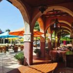 Área temática México de Port Aventura (Salou), La Hacienda, Restaurante