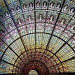 Detalle del Palau de la Música Catalana