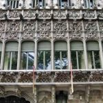 Palau Baró de Quadras en Barcelona